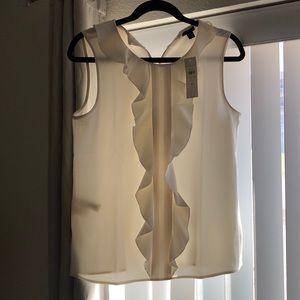 Brand new Ann Taylor blouse White